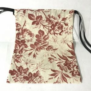 Gucci Bags - Gucci Beauty  Bloom cosmetic bag tie string New
